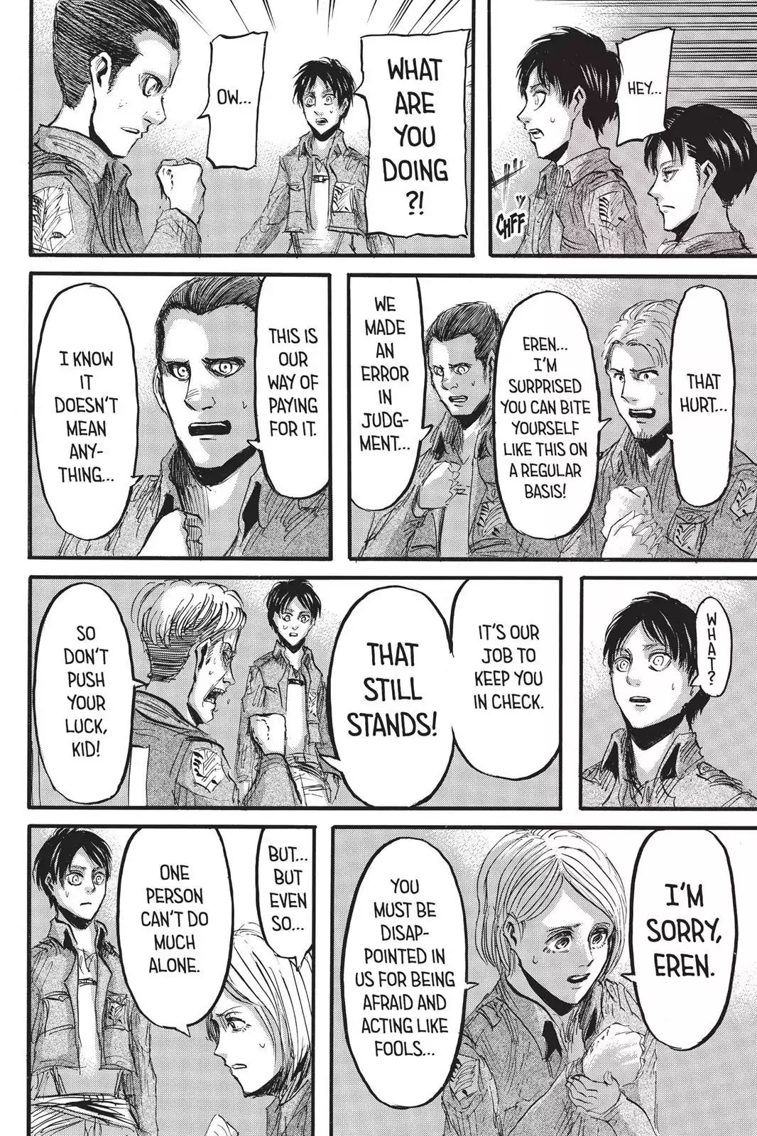 Attack on Titan Chapter 26  Online Free Manga Read Image 18
