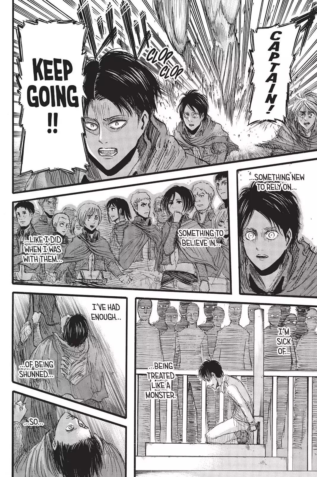 Attack on Titan Chapter 26  Online Free Manga Read Image 30