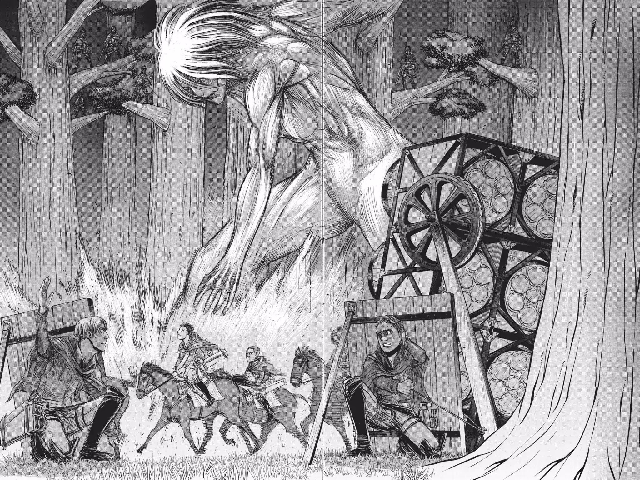 Attack on Titan Chapter 26  Online Free Manga Read Image 32