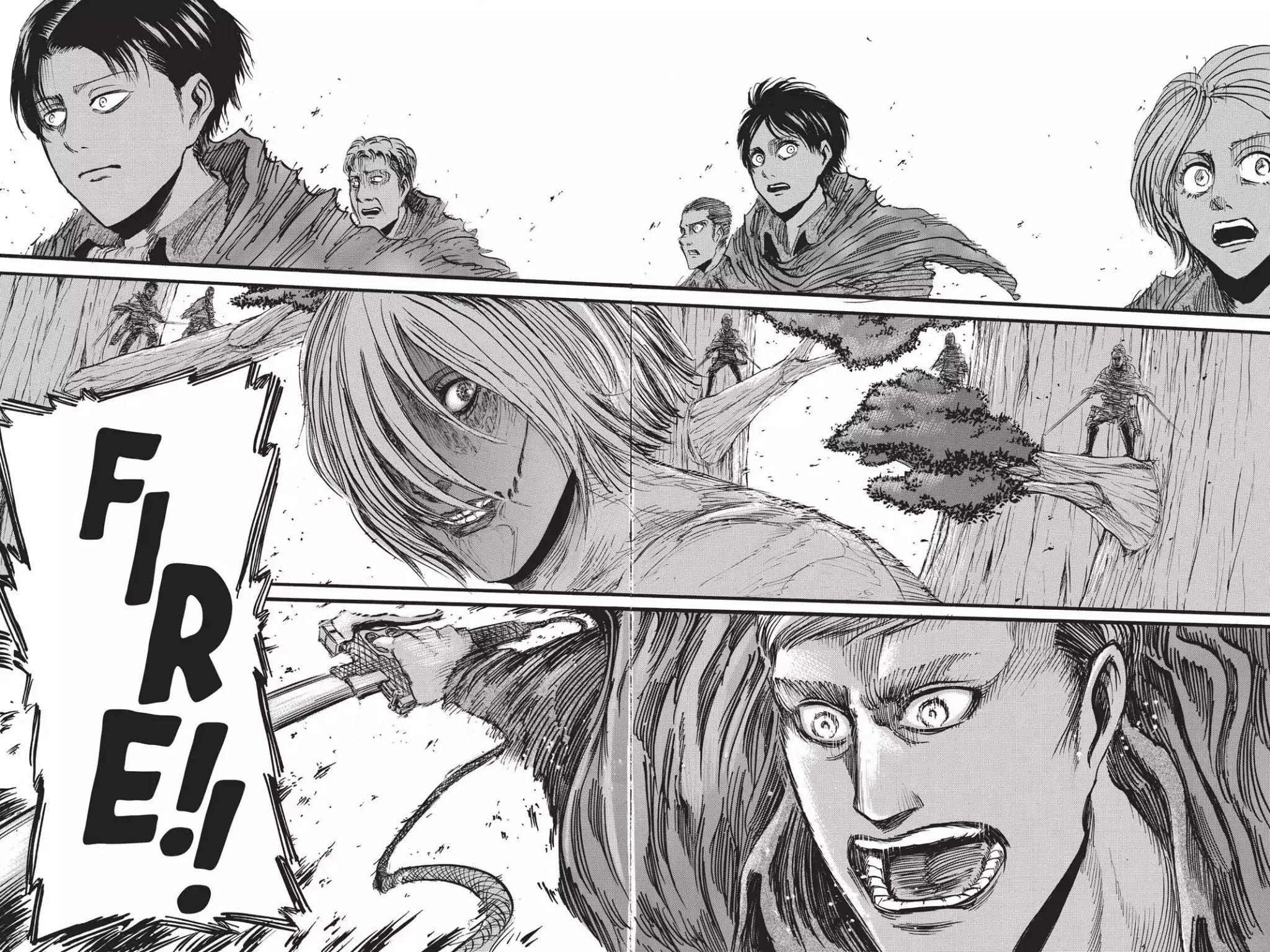 Attack on Titan Chapter 26  Online Free Manga Read Image 33