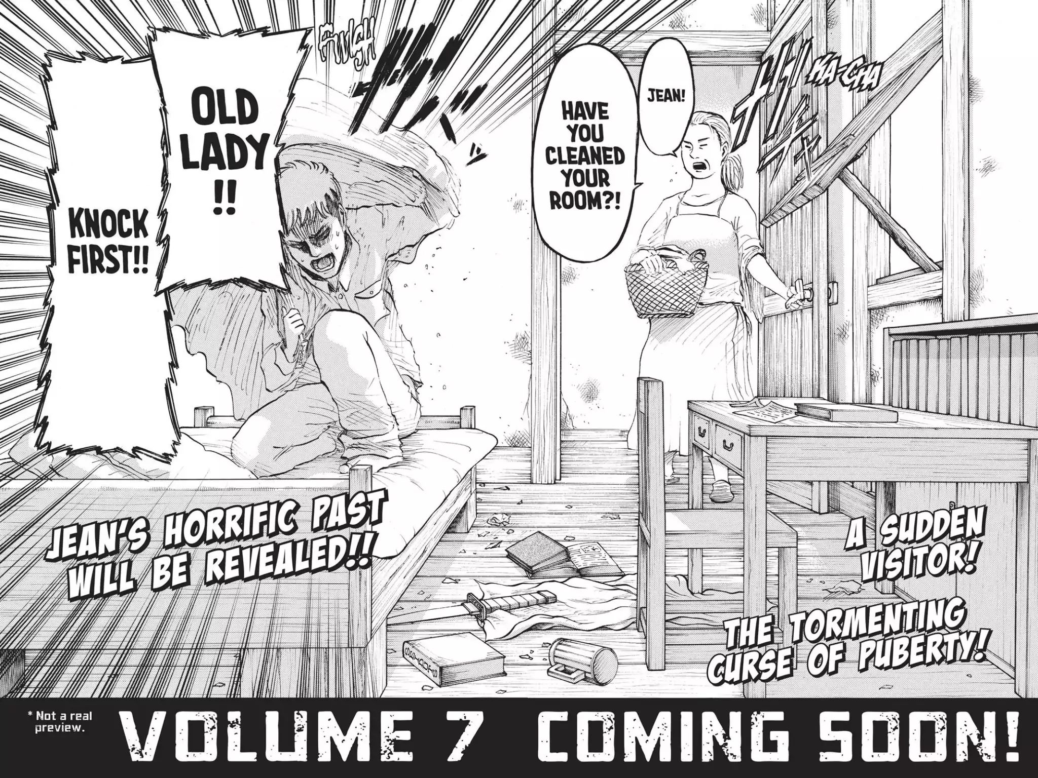 Attack on Titan Chapter 26  Online Free Manga Read Image 43