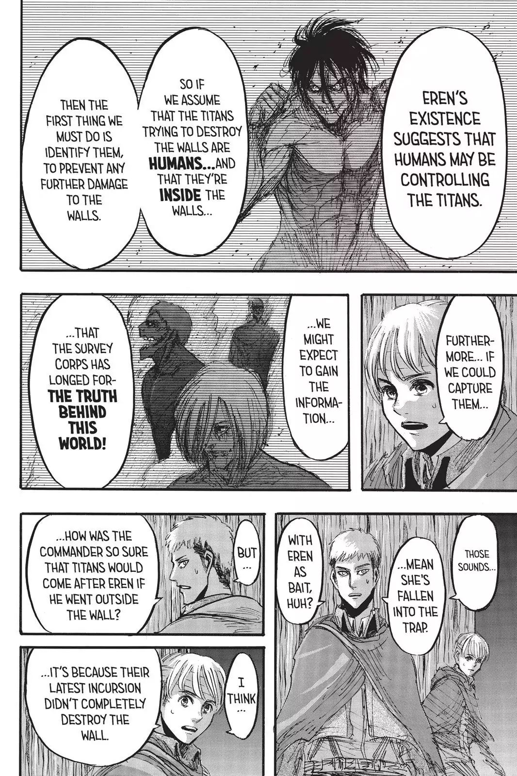 Attack on Titan Chapter 27  Online Free Manga Read Image 10