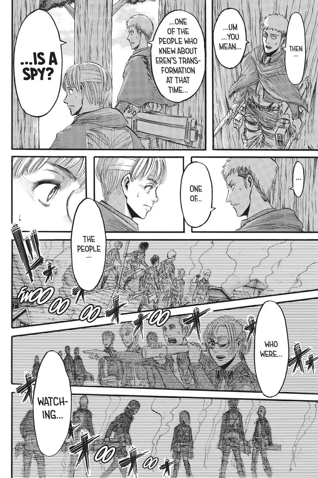 Attack on Titan Chapter 27  Online Free Manga Read Image 12