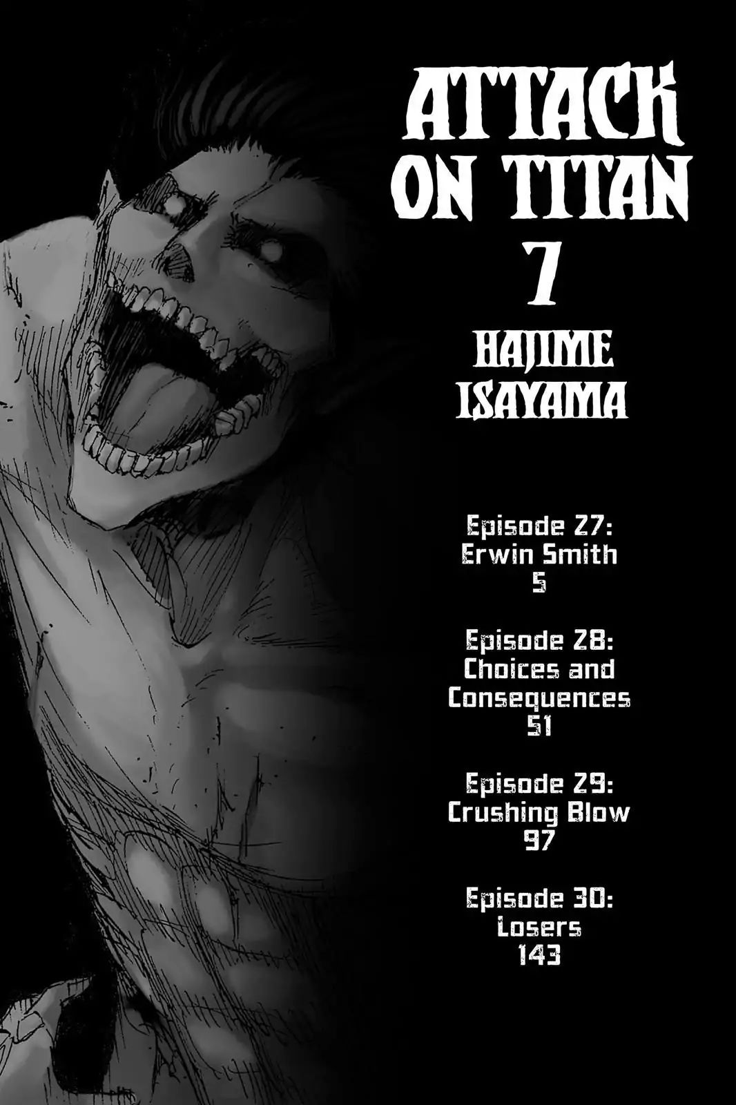 Attack on Titan Chapter 27  Online Free Manga Read Image 2