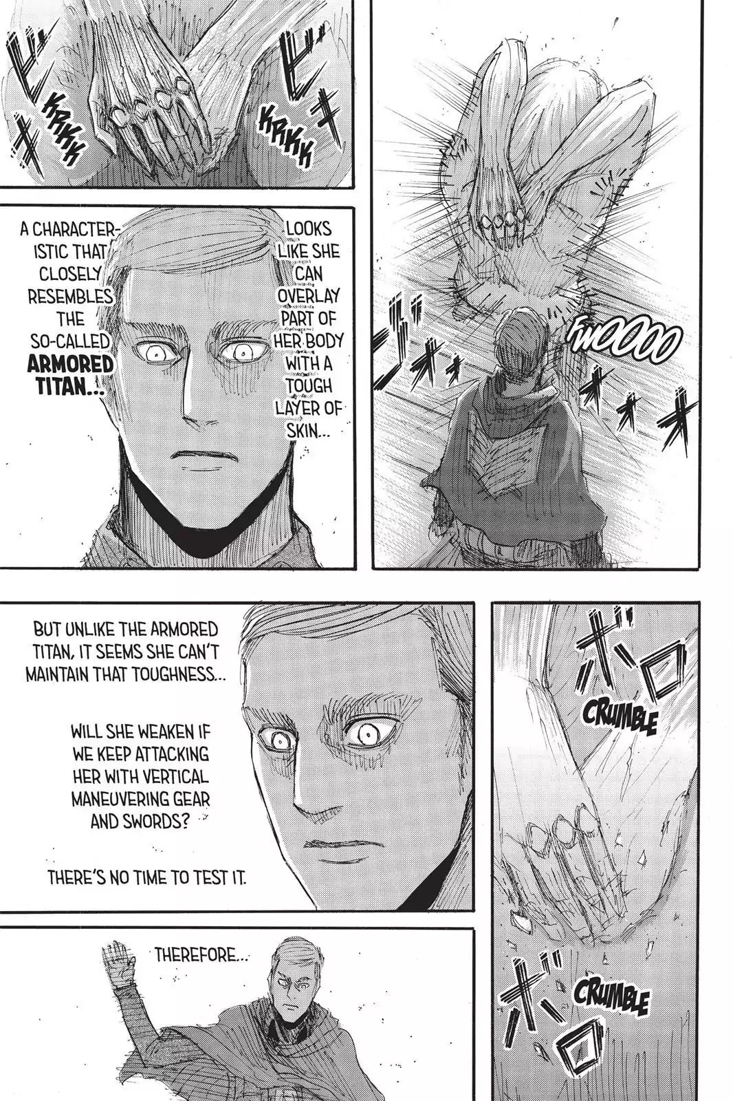 Attack on Titan Chapter 27  Online Free Manga Read Image 27
