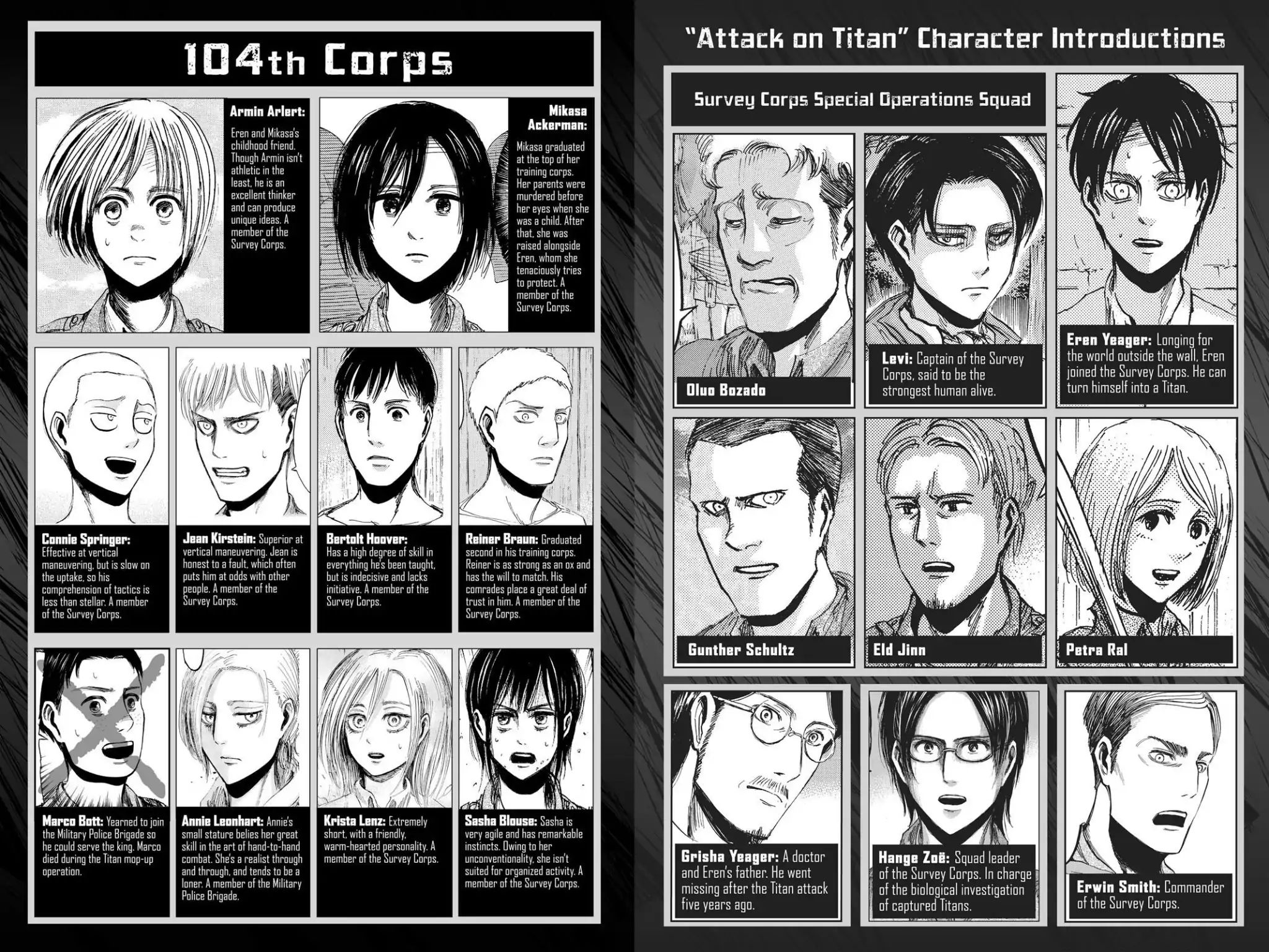Attack on Titan Chapter 27  Online Free Manga Read Image 3