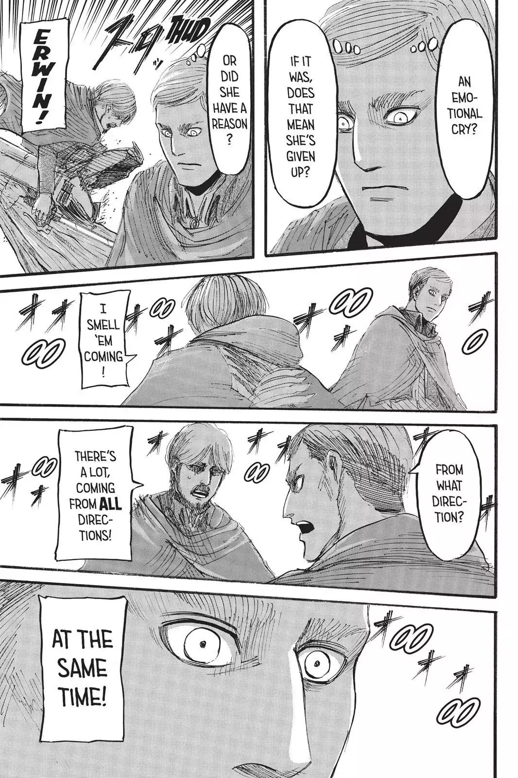 Attack on Titan Chapter 27  Online Free Manga Read Image 35