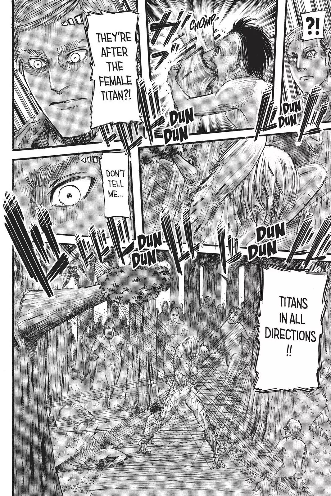 Attack on Titan Chapter 27  Online Free Manga Read Image 44