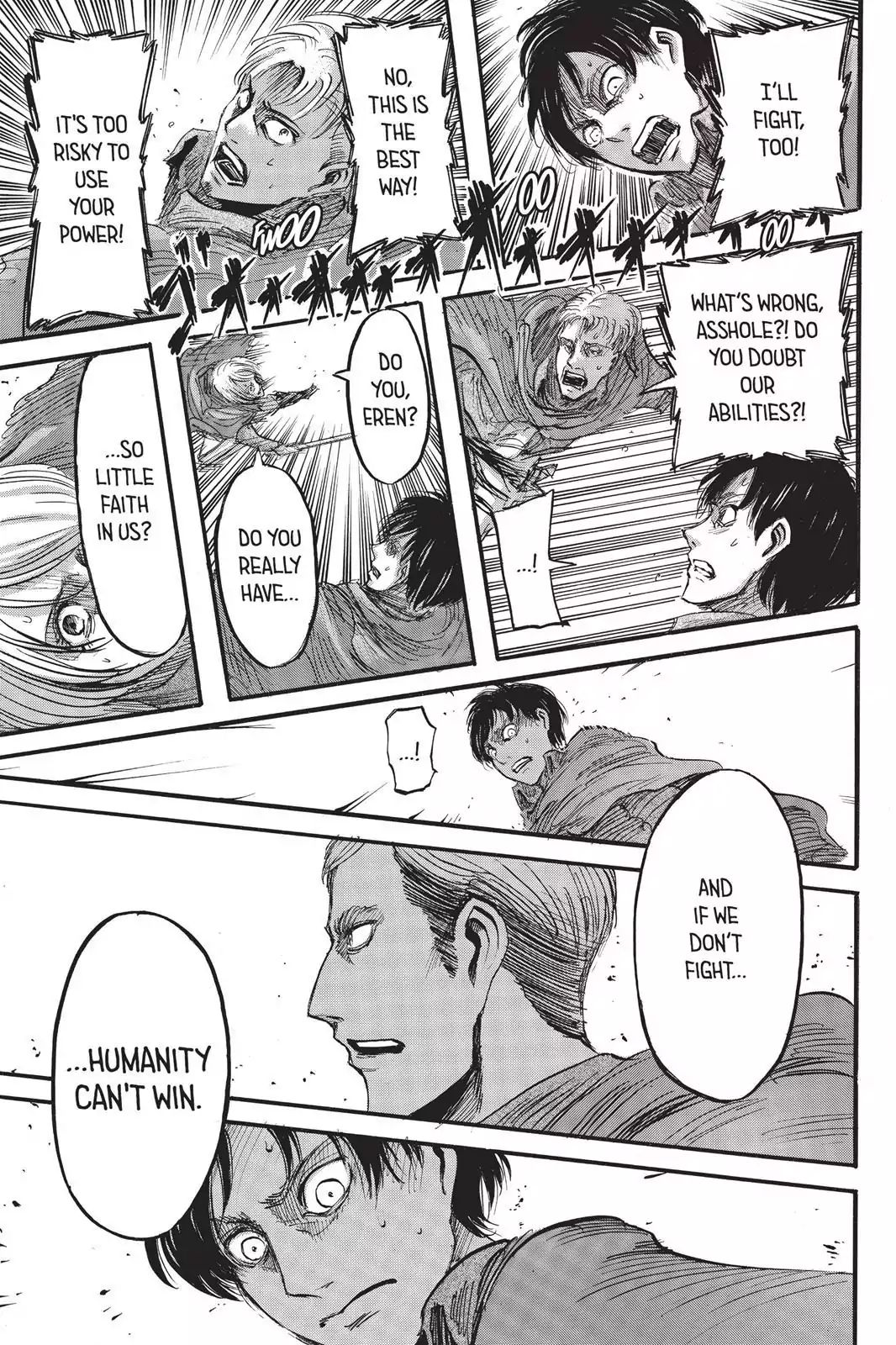 Attack on Titan Chapter 28  Online Free Manga Read Image 23