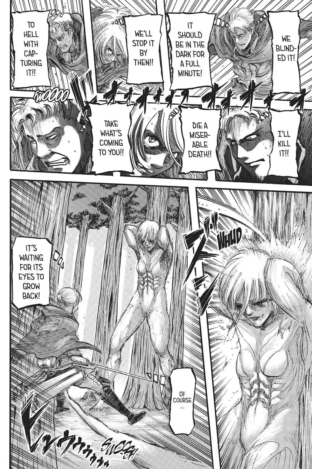 Attack on Titan Chapter 28  Online Free Manga Read Image 28