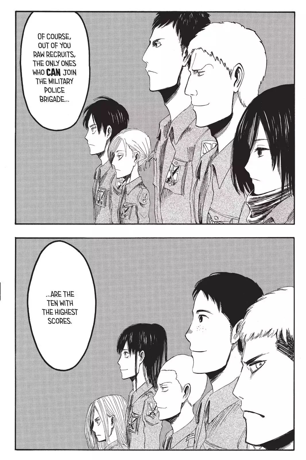 Attack on Titan Chapter 3  Online Free Manga Read Image 2