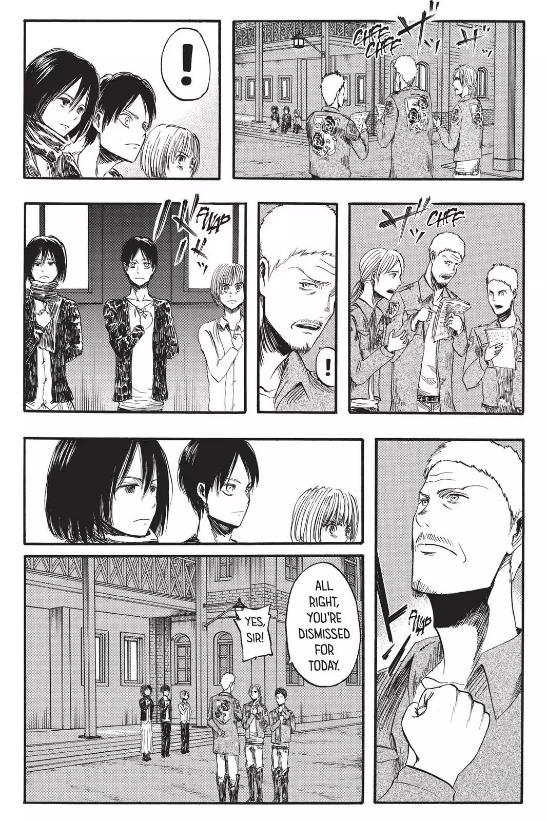 Attack on Titan Chapter 3  Online Free Manga Read Image 20