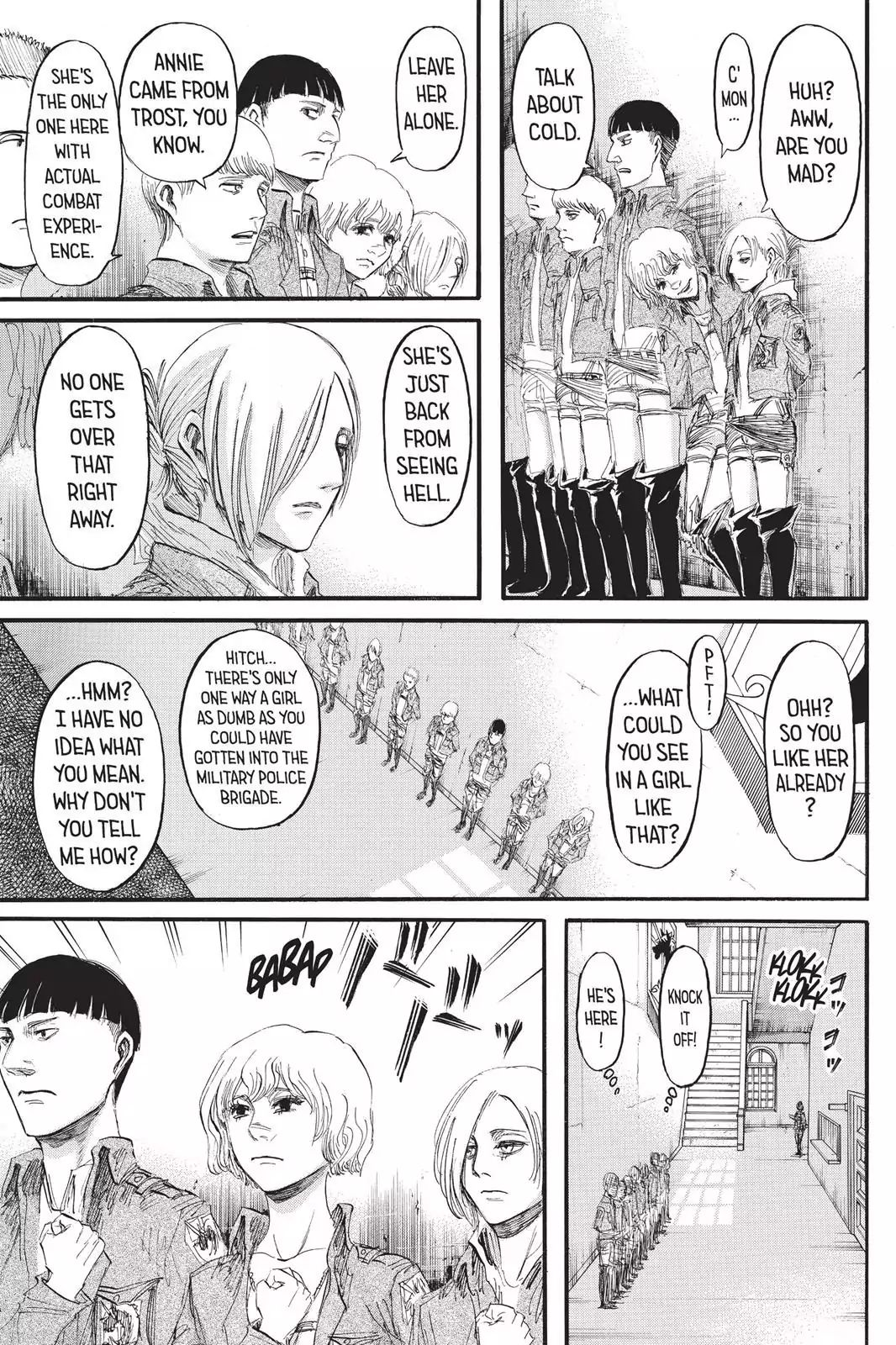 Attack on Titan Chapter 31  Online Free Manga Read Image 10