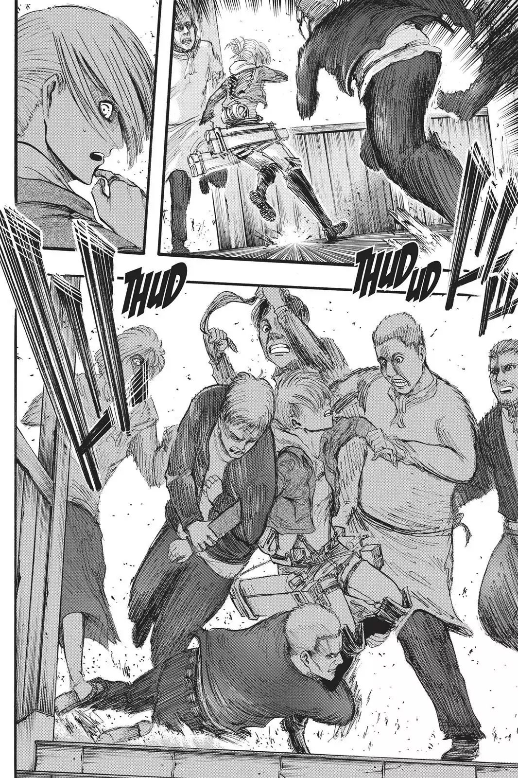Attack on Titan Chapter 32  Online Free Manga Read Image 2