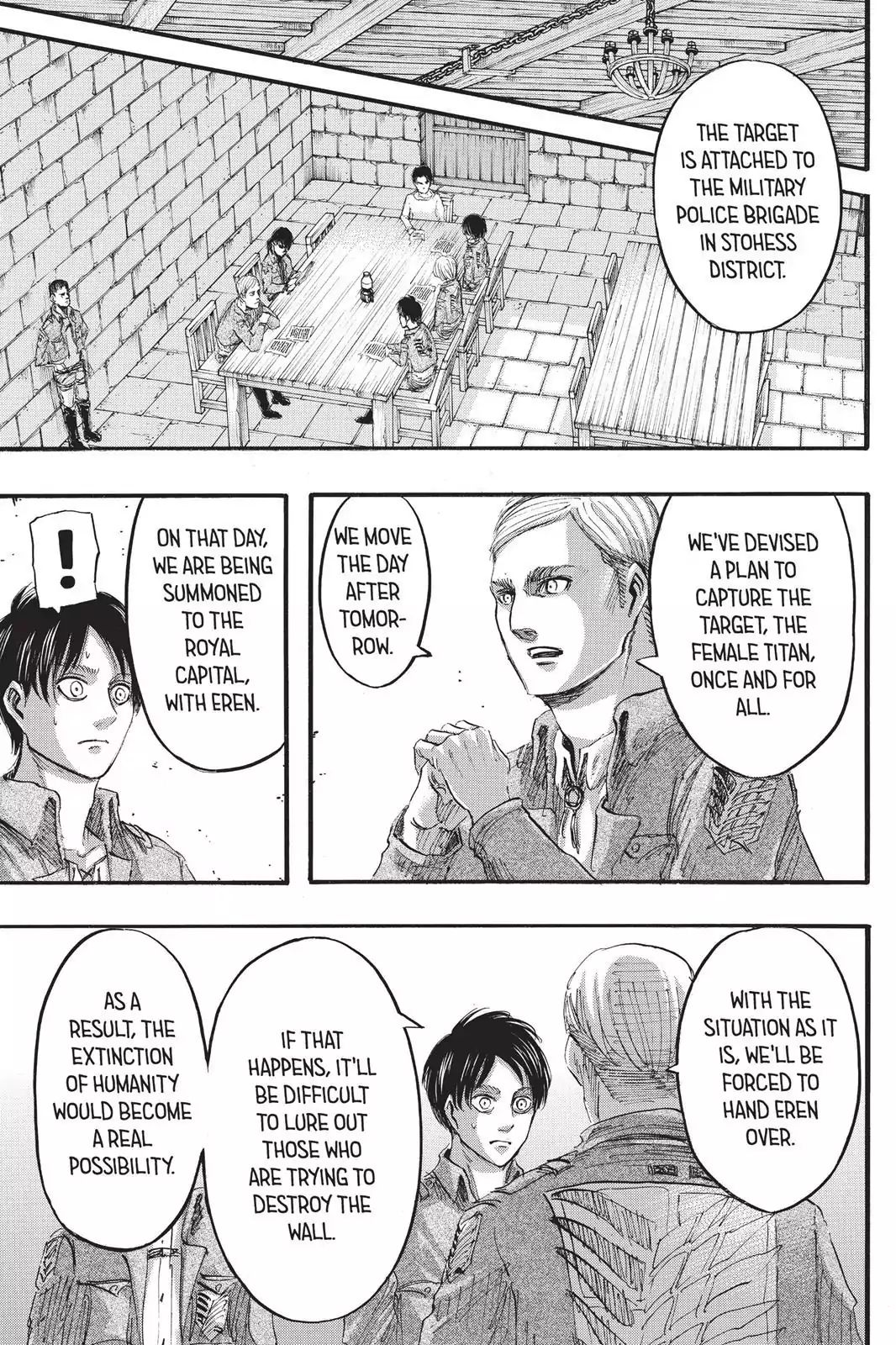Attack on Titan Chapter 32  Online Free Manga Read Image 22