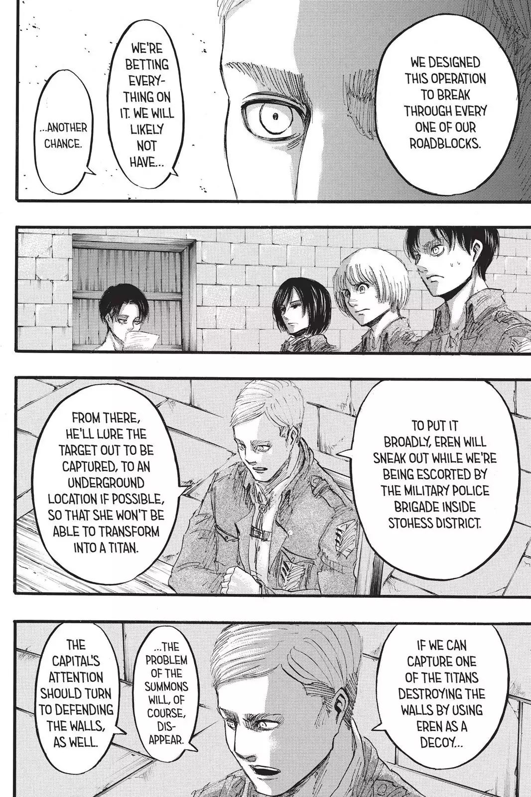 Attack on Titan Chapter 32  Online Free Manga Read Image 23