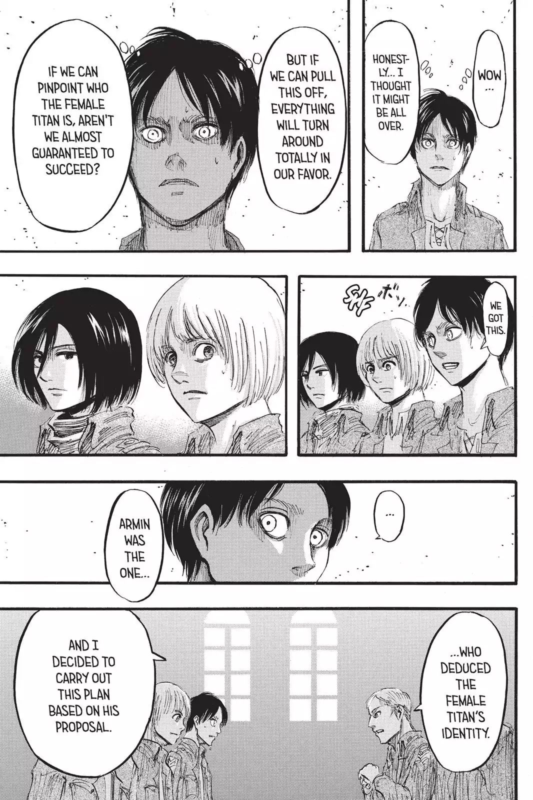Attack on Titan Chapter 32  Online Free Manga Read Image 24