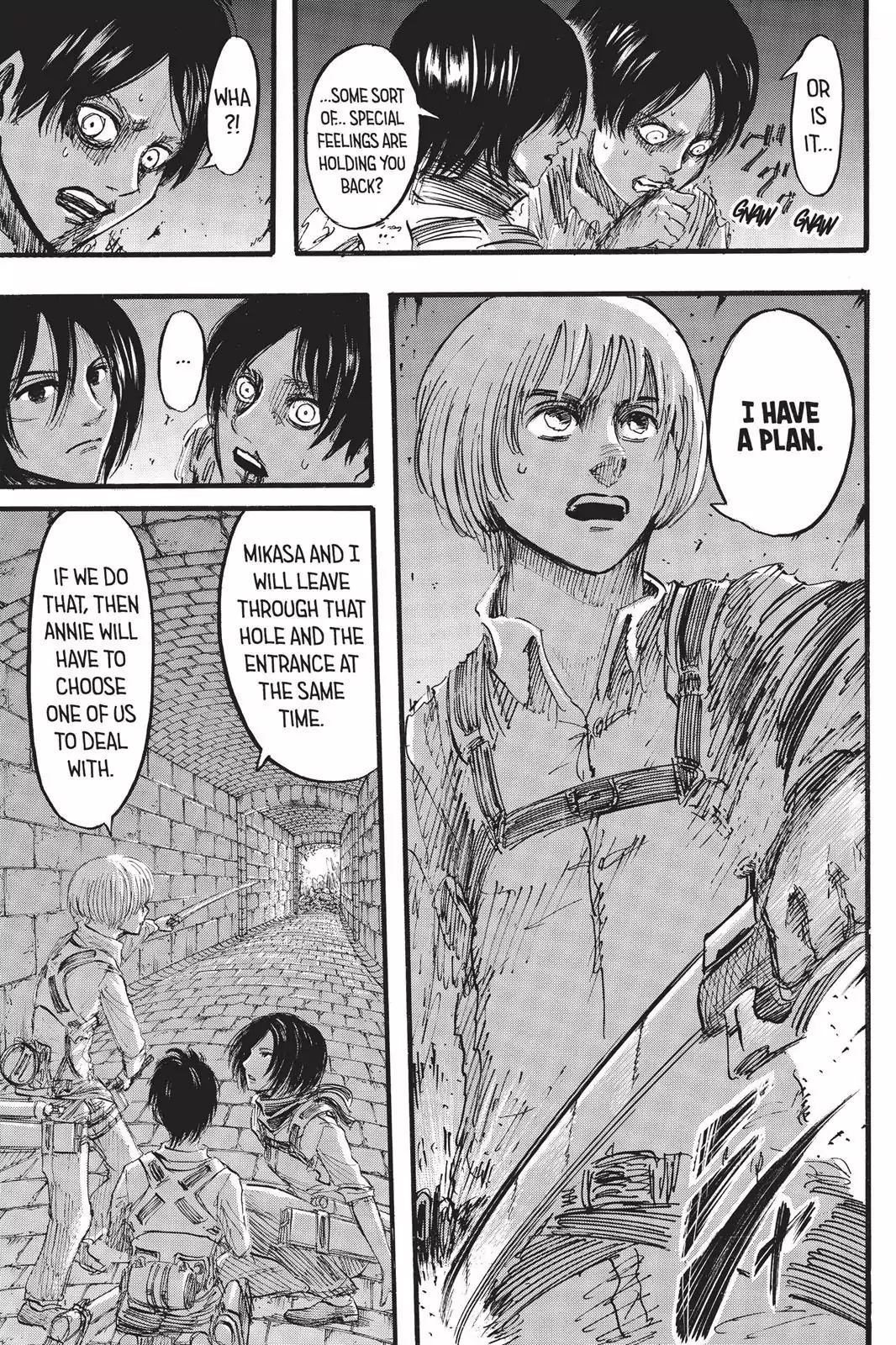 Attack on Titan Chapter 32  Online Free Manga Read Image 34