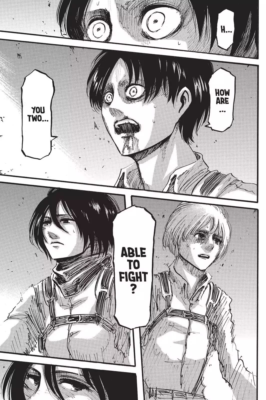 Attack on Titan Chapter 32  Online Free Manga Read Image 36