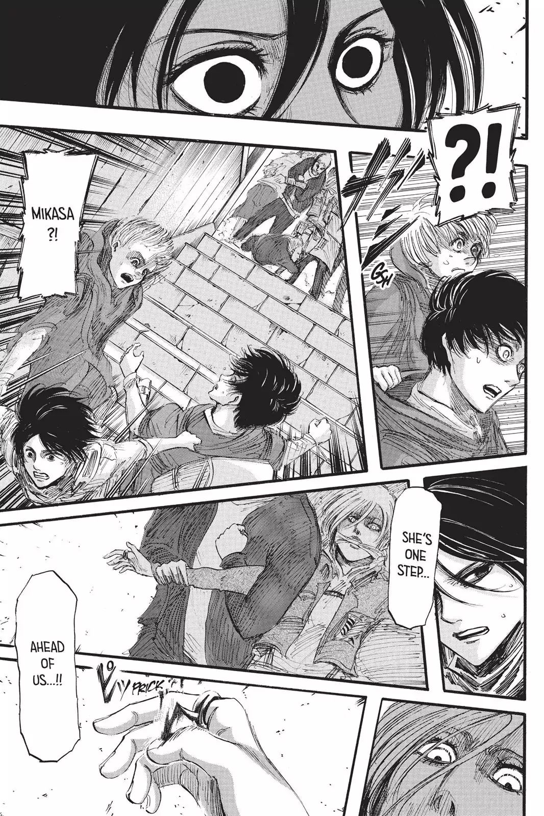 Attack on Titan Chapter 32  Online Free Manga Read Image 5