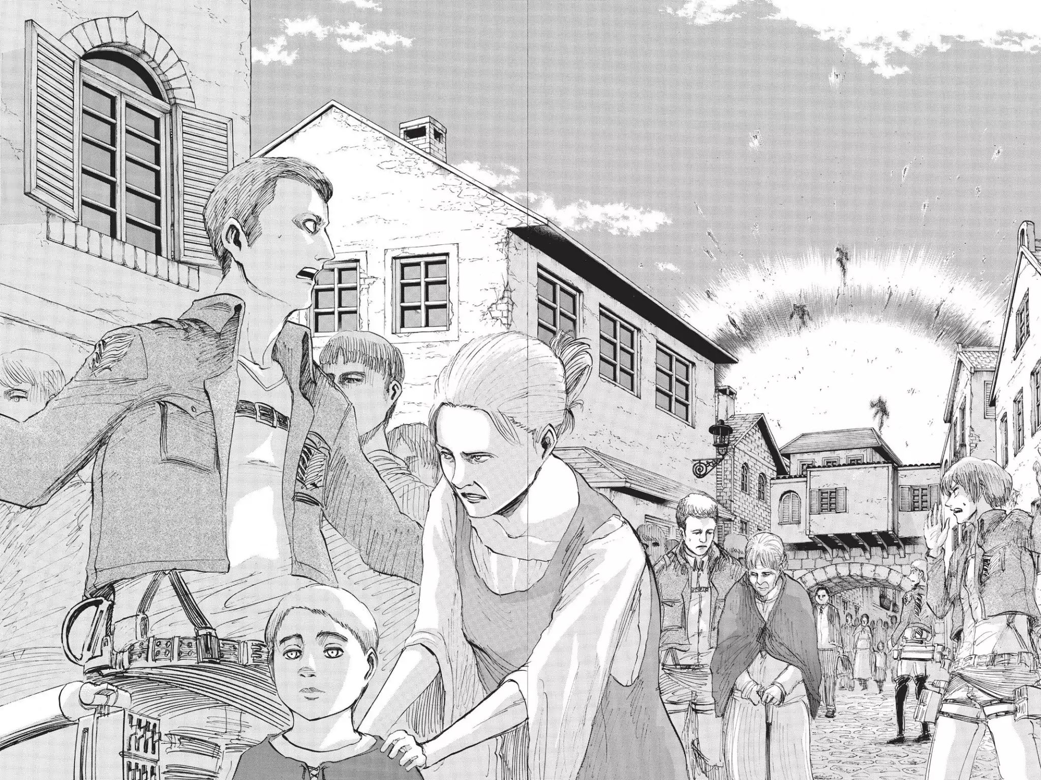 Attack on Titan Chapter 32  Online Free Manga Read Image 6