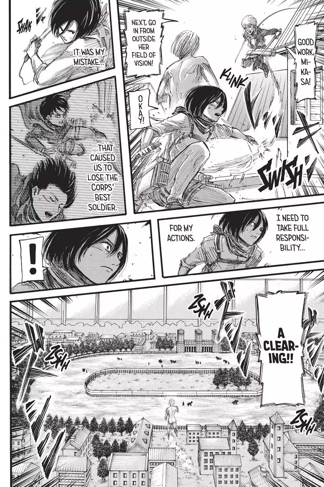 Attack on Titan Chapter 33  Online Free Manga Read Image 12