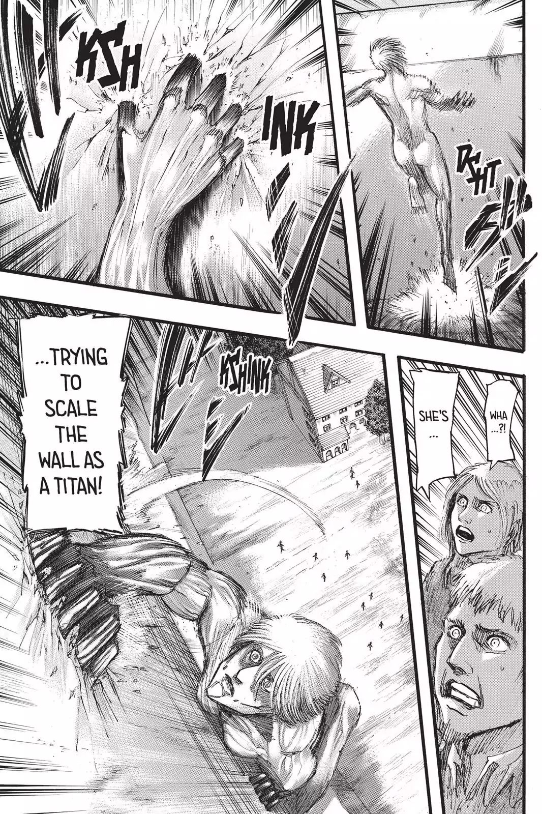 Attack on Titan Chapter 33  Online Free Manga Read Image 29
