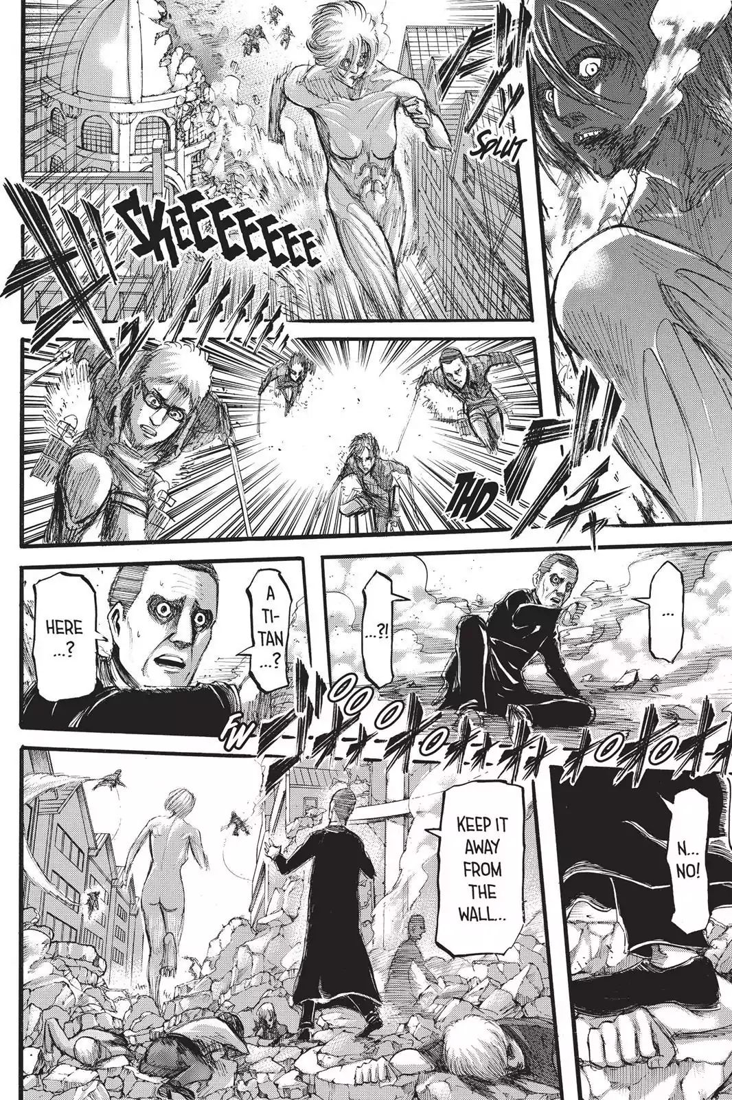 Attack on Titan Chapter 33  Online Free Manga Read Image 8