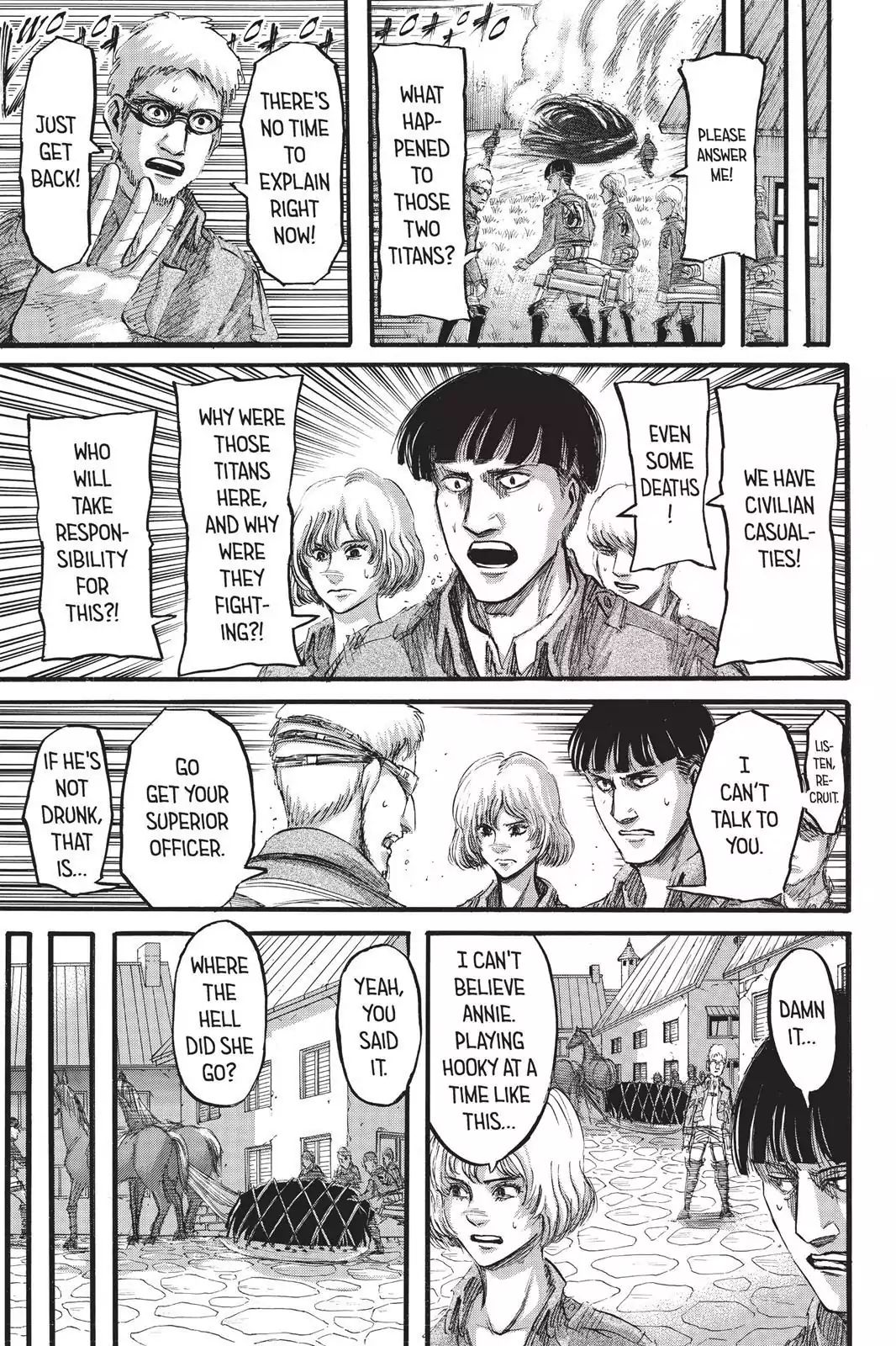 Attack on Titan Chapter 34  Online Free Manga Read Image 14