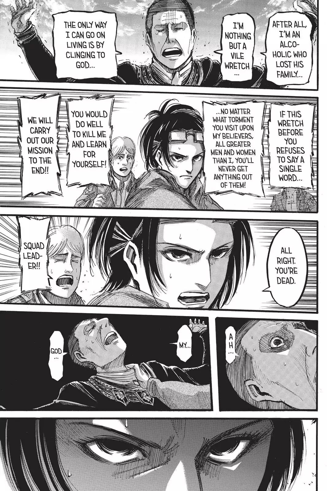 Attack on Titan Chapter 34  Online Free Manga Read Image 24