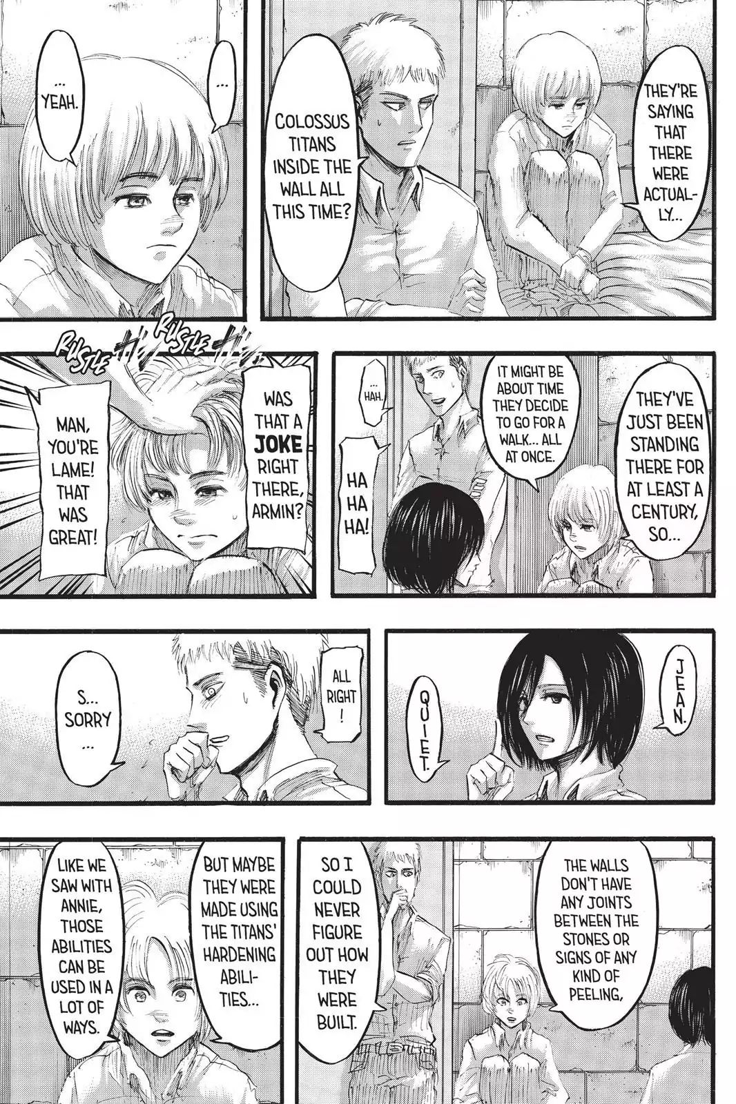 Attack on Titan Chapter 34  Online Free Manga Read Image 28