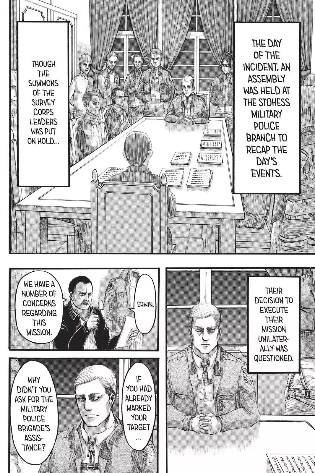 Attack on Titan Chapter 34  Online Free Manga Read Image 31