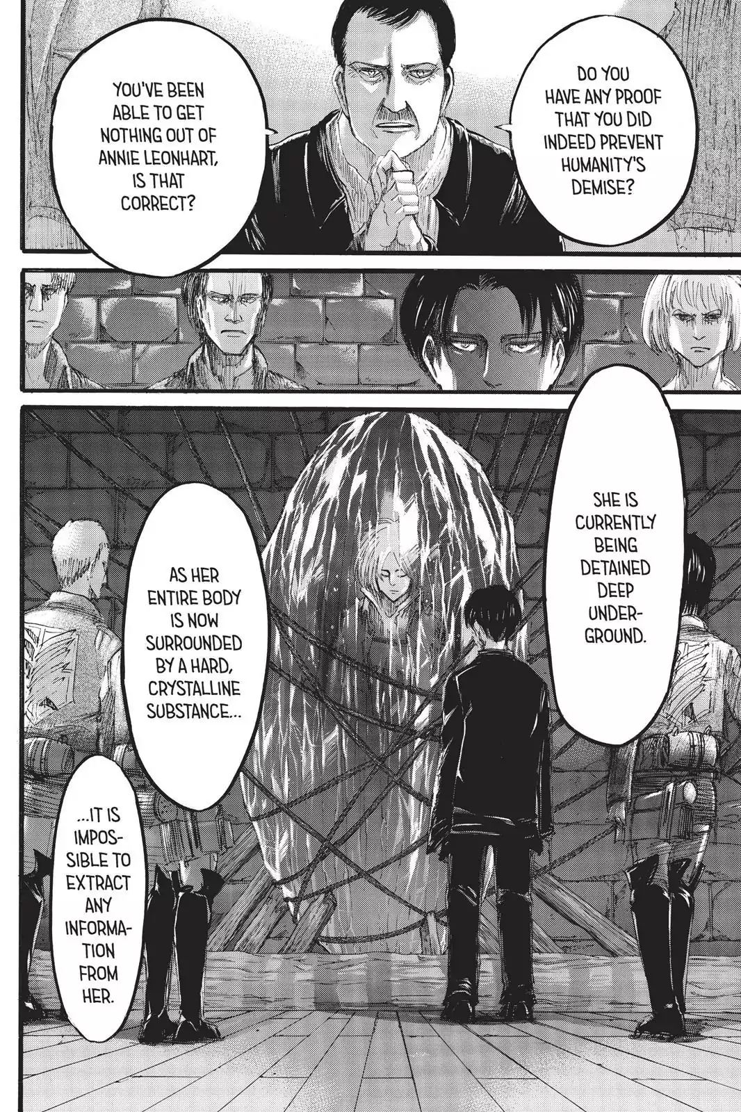 Attack on Titan Chapter 34  Online Free Manga Read Image 33
