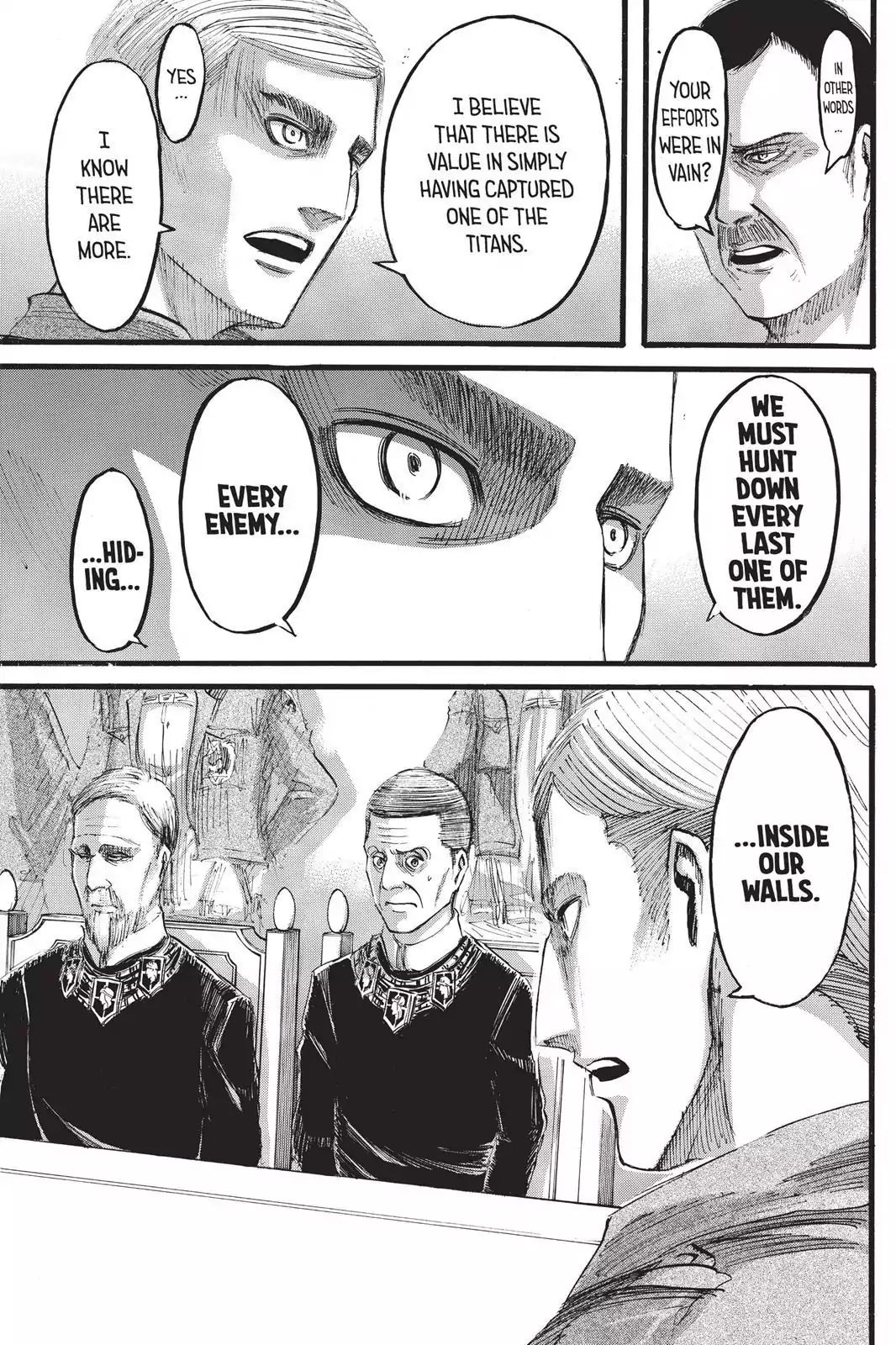 Attack on Titan Chapter 34  Online Free Manga Read Image 34