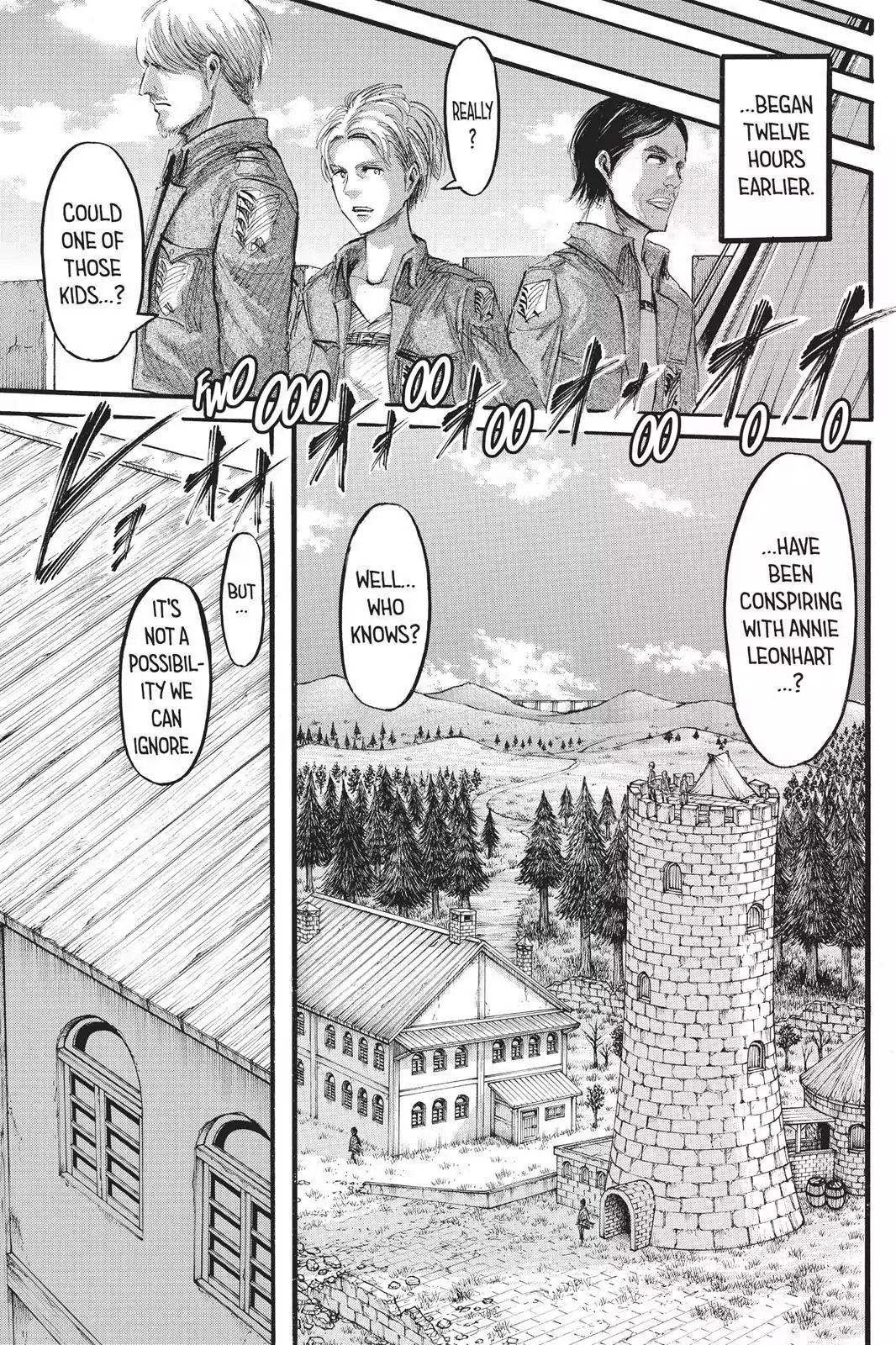 Attack on Titan Chapter 34  Online Free Manga Read Image 36