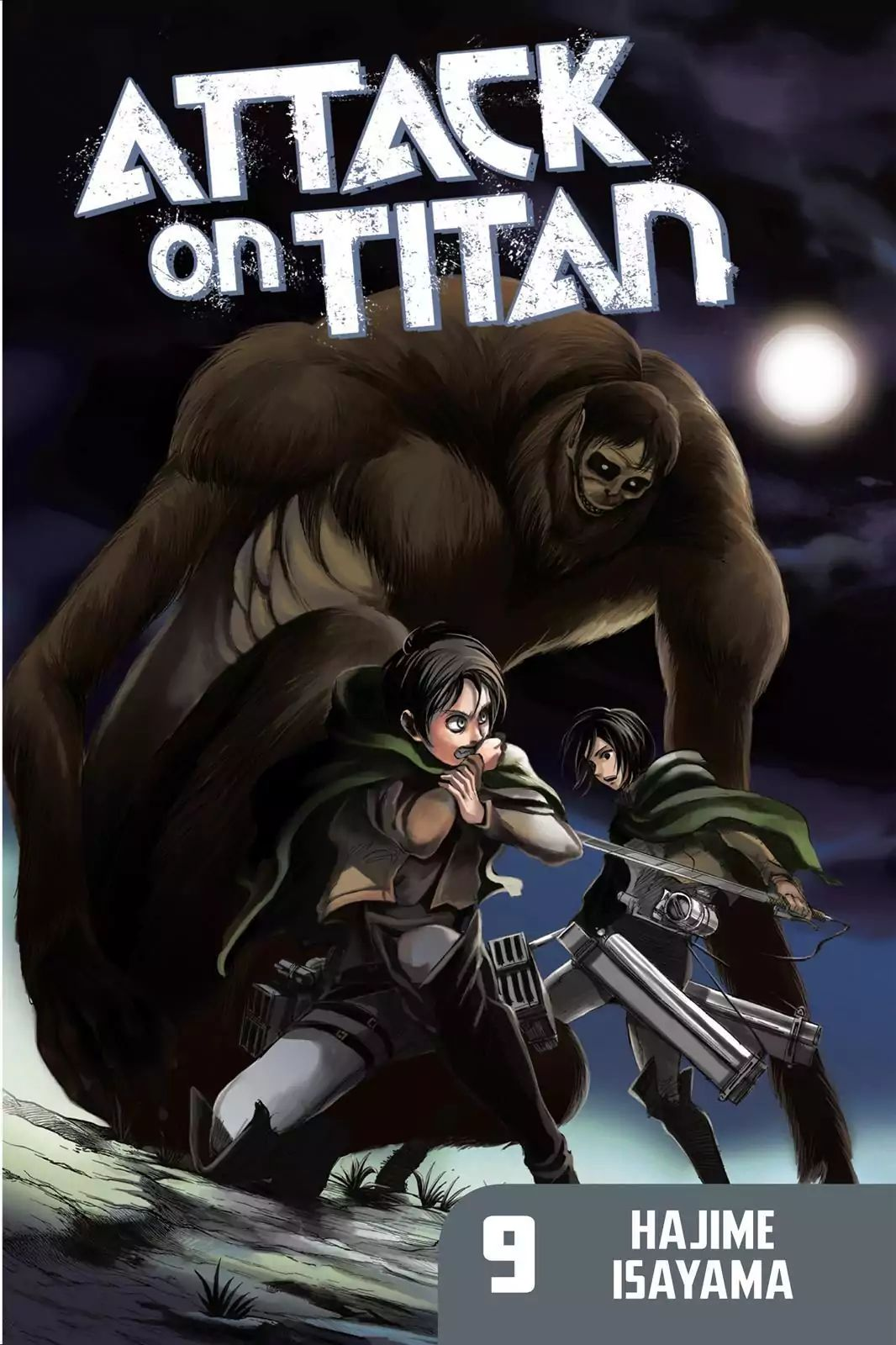 Attack on Titan Chapter 35  Online Free Manga Read Image 1