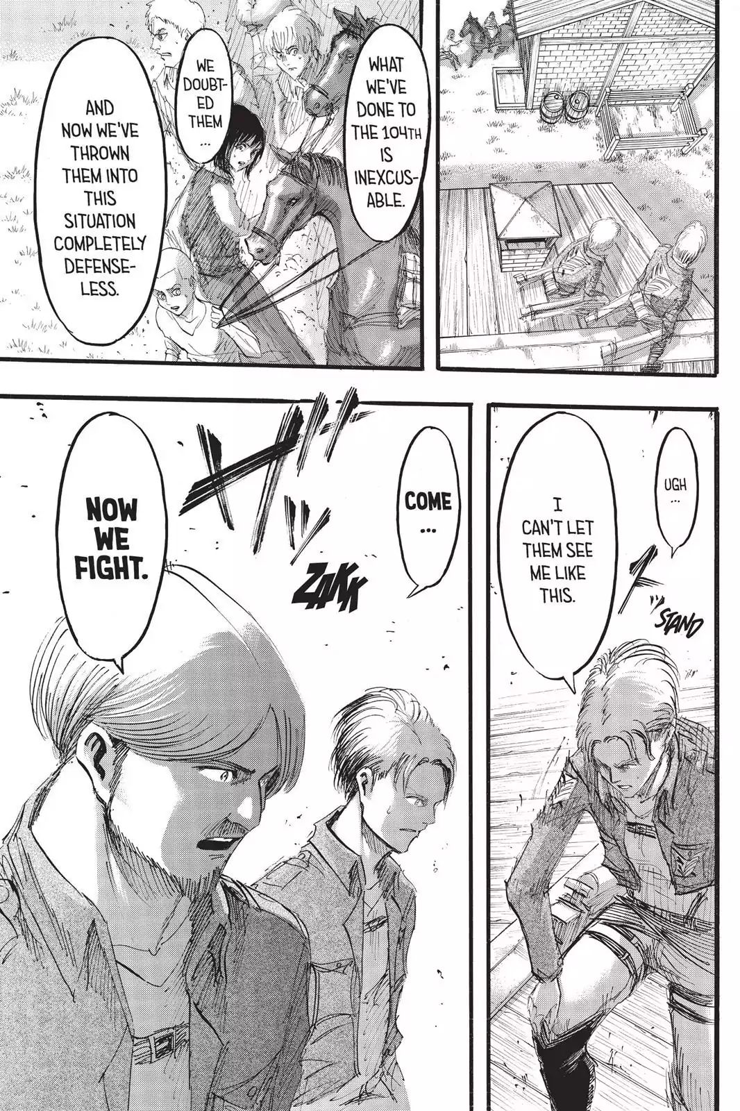 Attack on Titan Chapter 35  Online Free Manga Read Image 17
