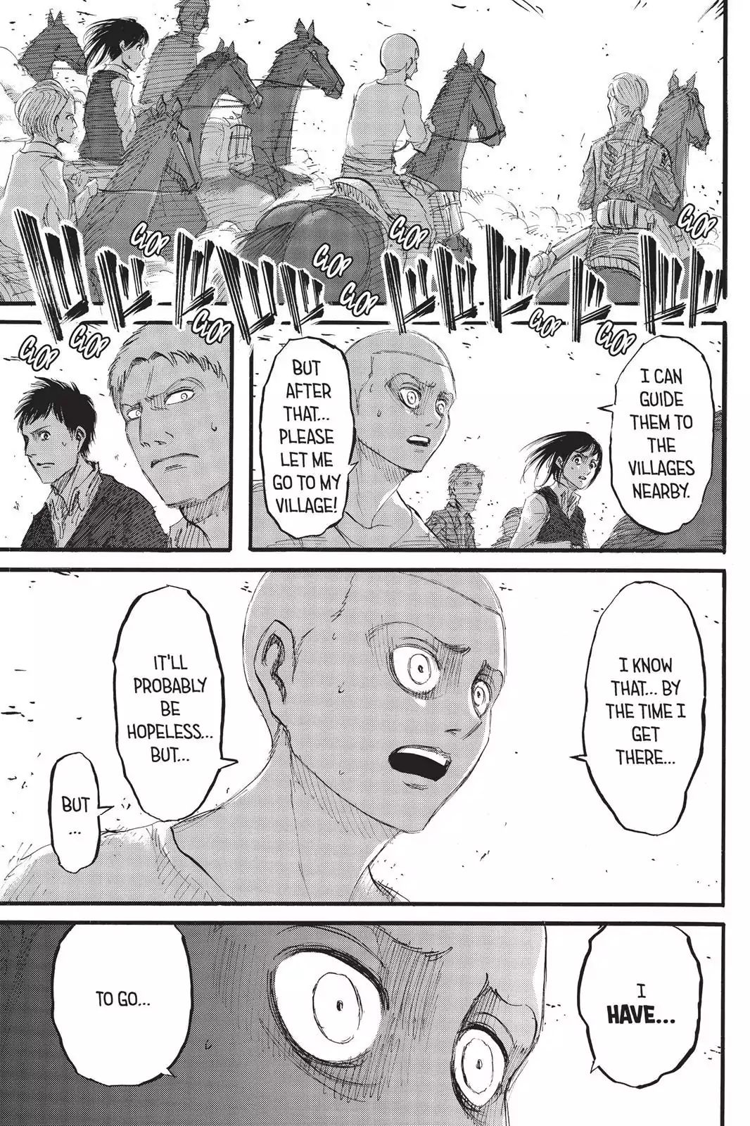 Attack on Titan Chapter 35  Online Free Manga Read Image 21