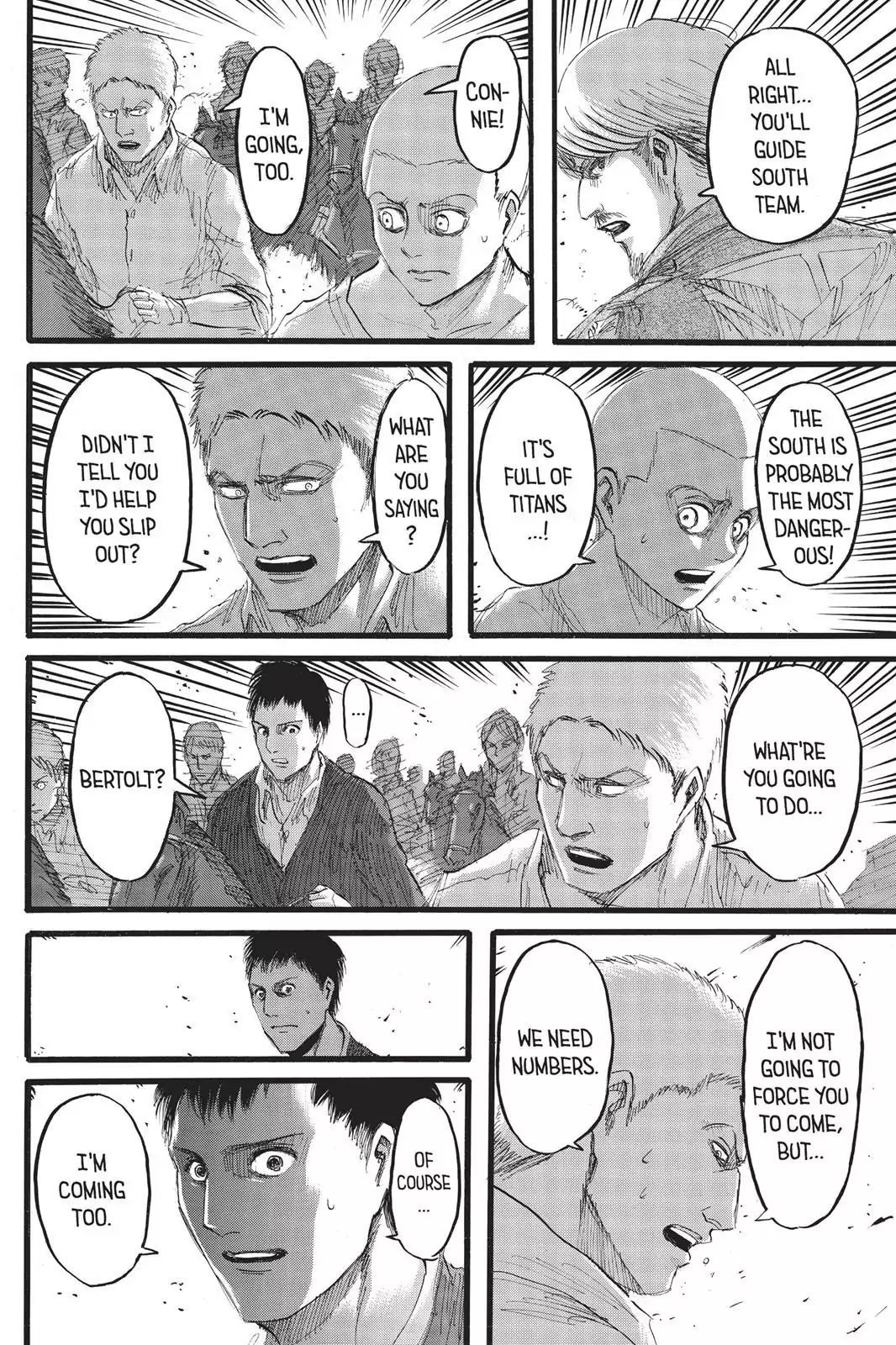 Attack on Titan Chapter 35  Online Free Manga Read Image 22