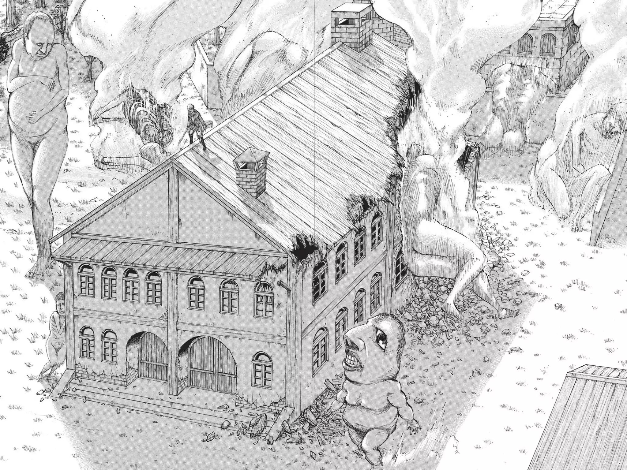 Attack on Titan Chapter 35  Online Free Manga Read Image 28
