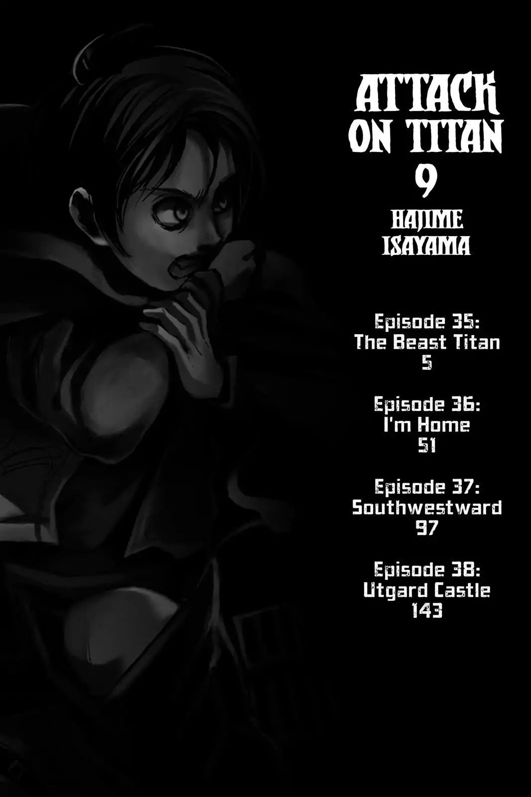 Attack on Titan Chapter 35  Online Free Manga Read Image 3