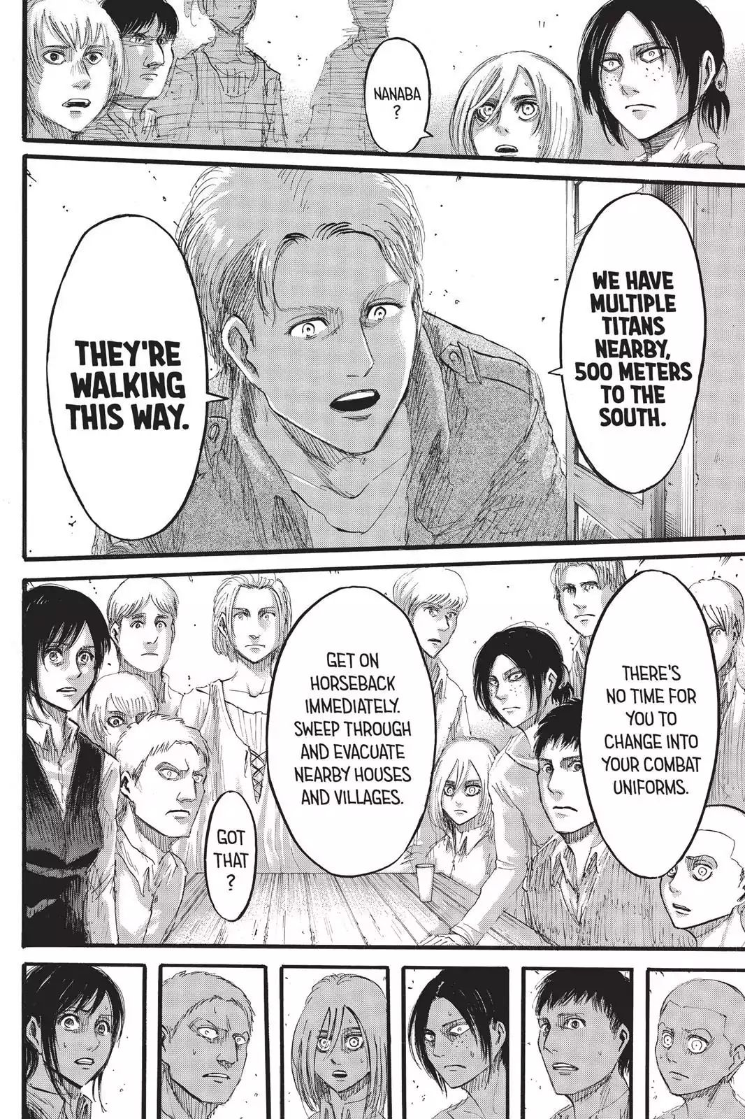 Attack on Titan Chapter 35  Online Free Manga Read Image 7