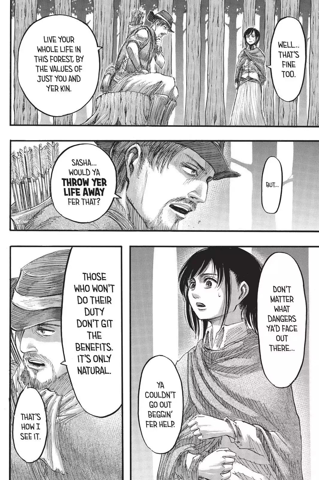 Attack on Titan Chapter 36  Online Free Manga Read Image 10