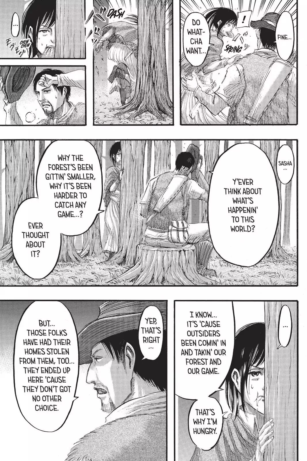 Attack on Titan Chapter 36  Online Free Manga Read Image 7