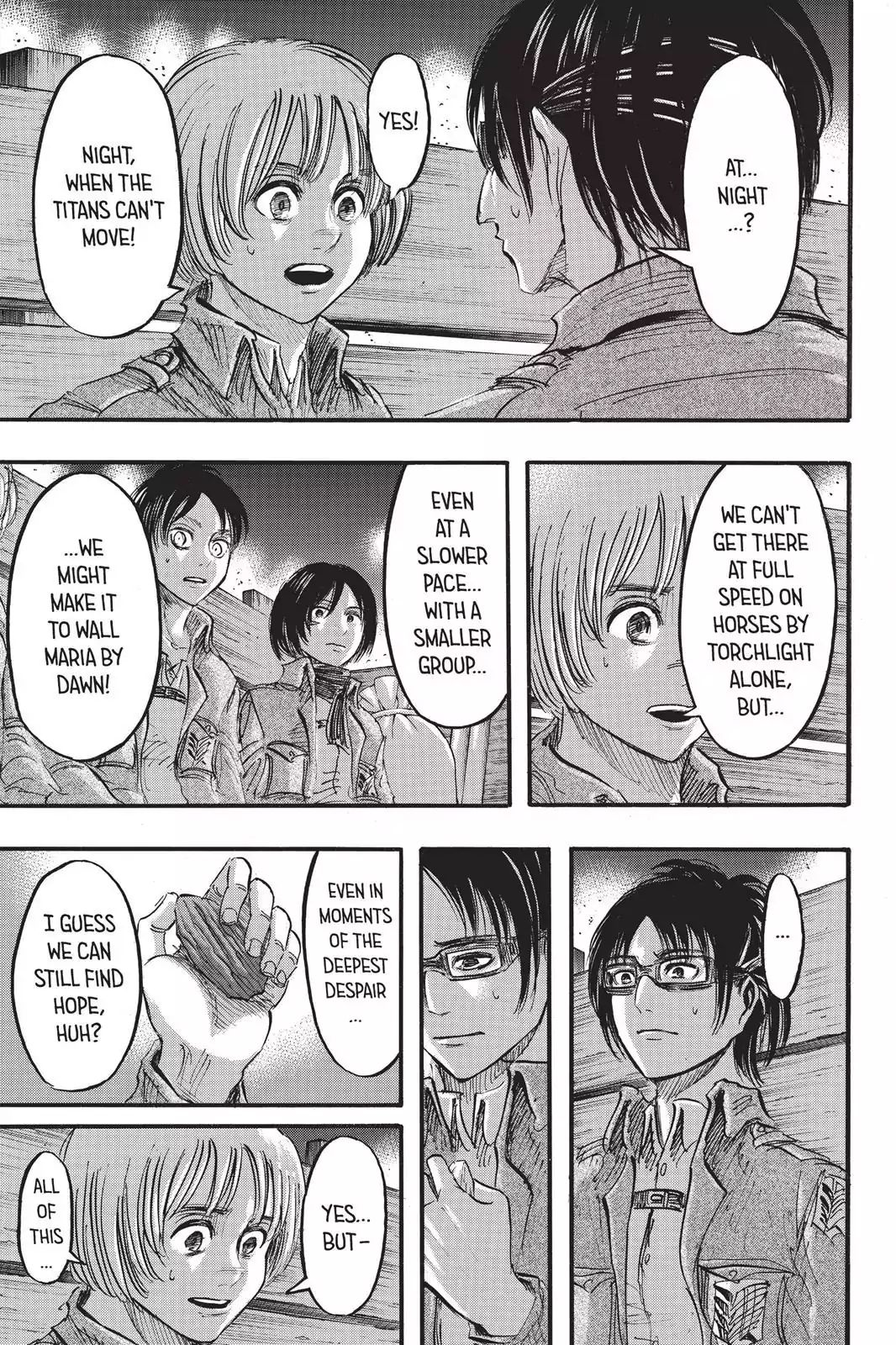 Attack on Titan Chapter 37  Online Free Manga Read Image 13