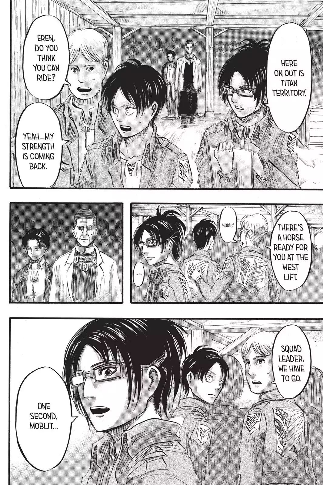 Attack on Titan Chapter 37  Online Free Manga Read Image 25