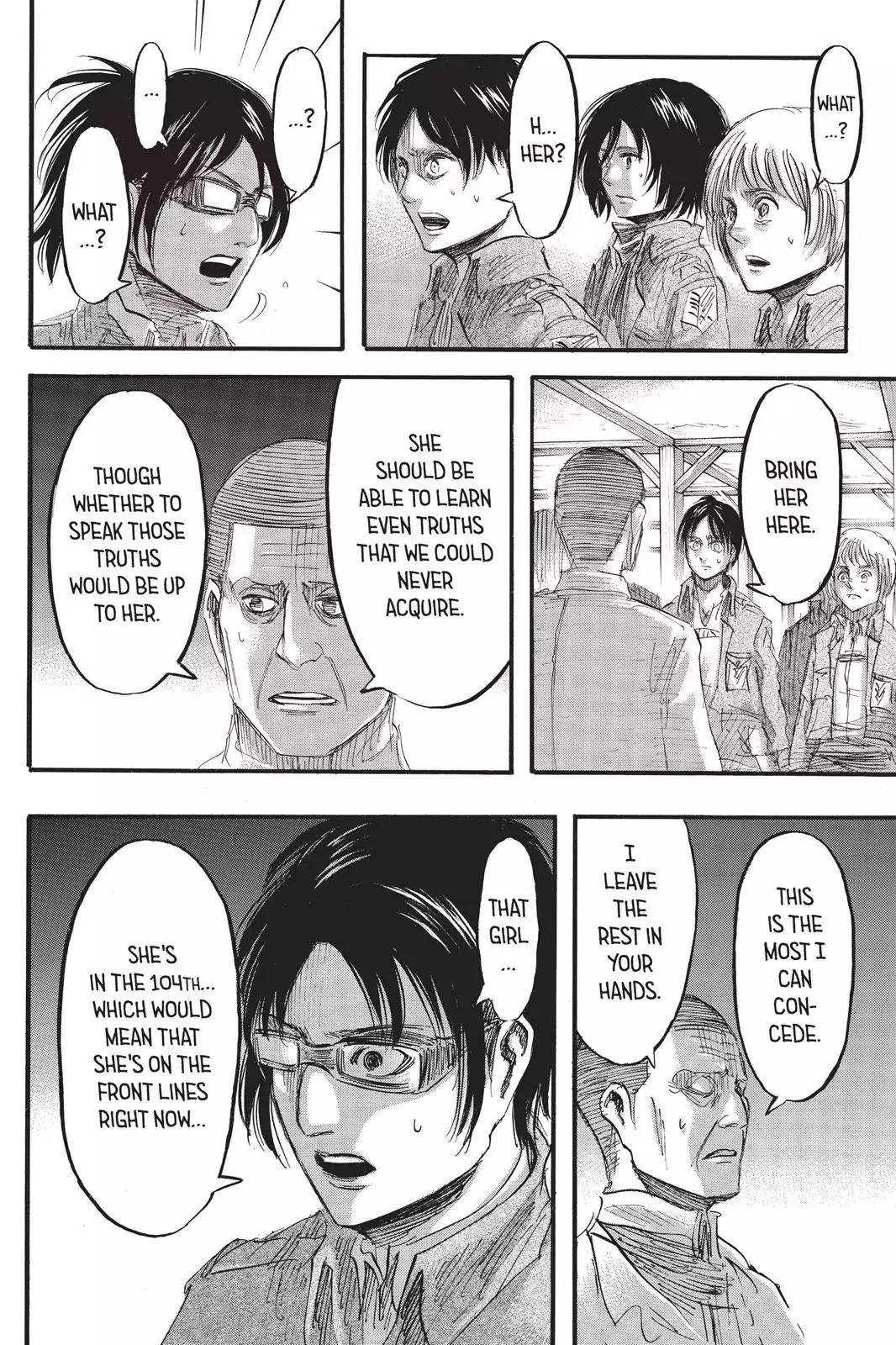 Attack on Titan Chapter 37  Online Free Manga Read Image 29