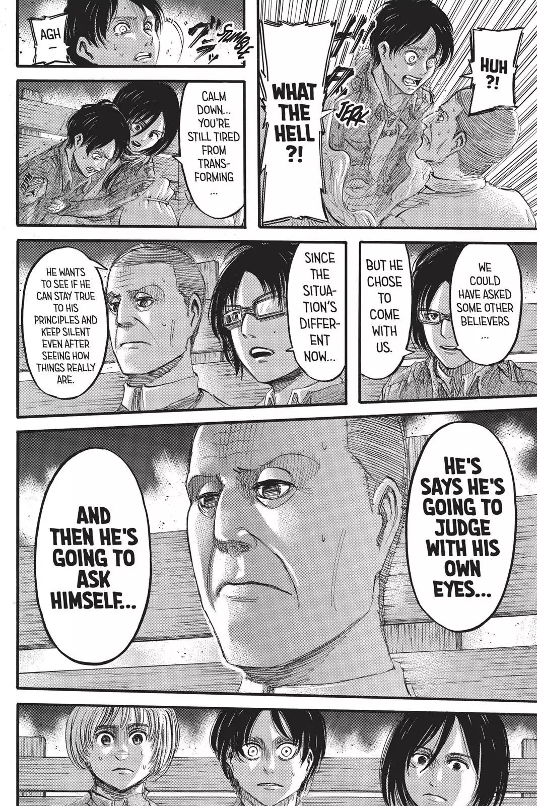 Attack on Titan Chapter 37  Online Free Manga Read Image 4