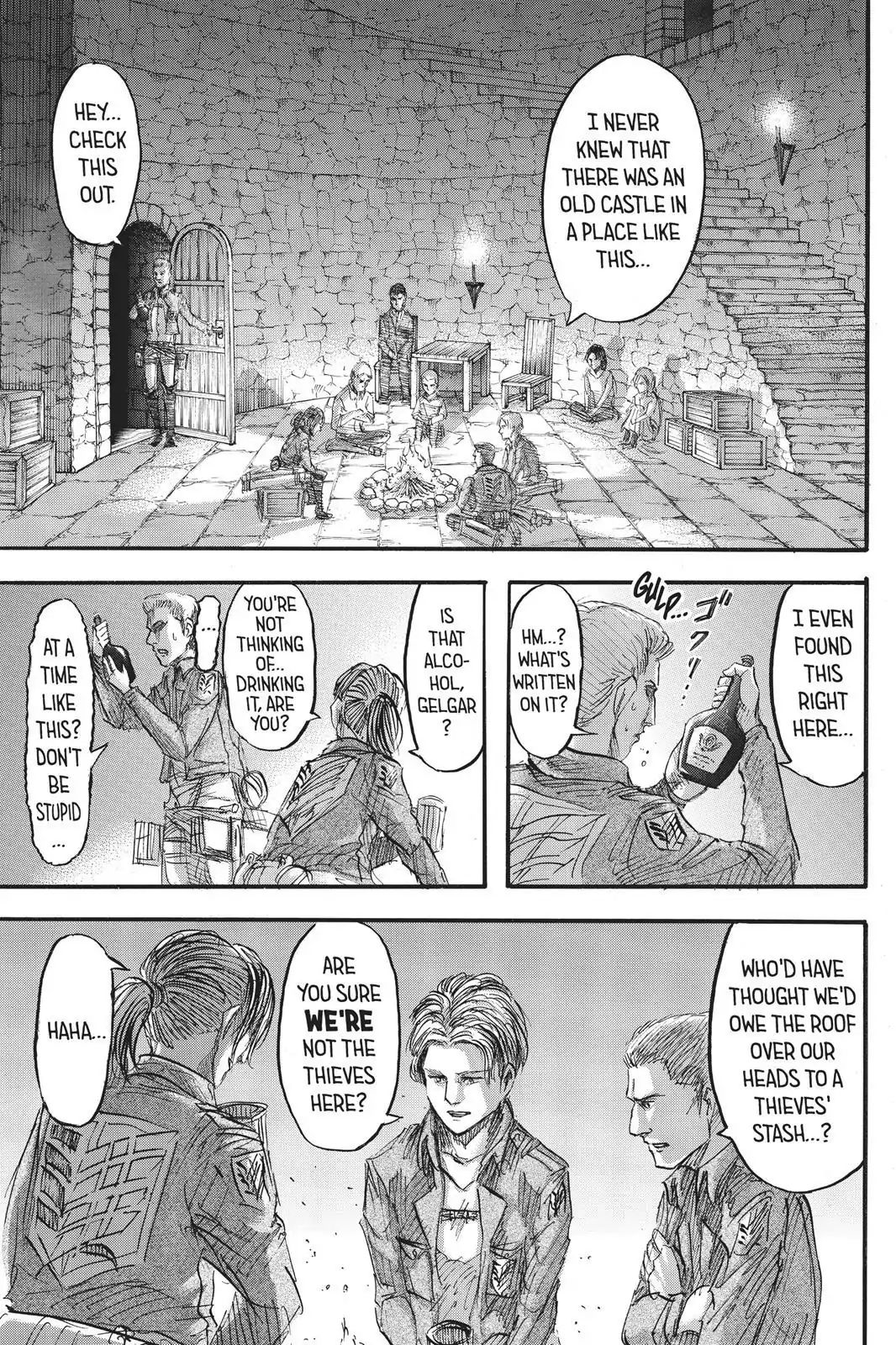 Attack on Titan Chapter 38  Online Free Manga Read Image 23