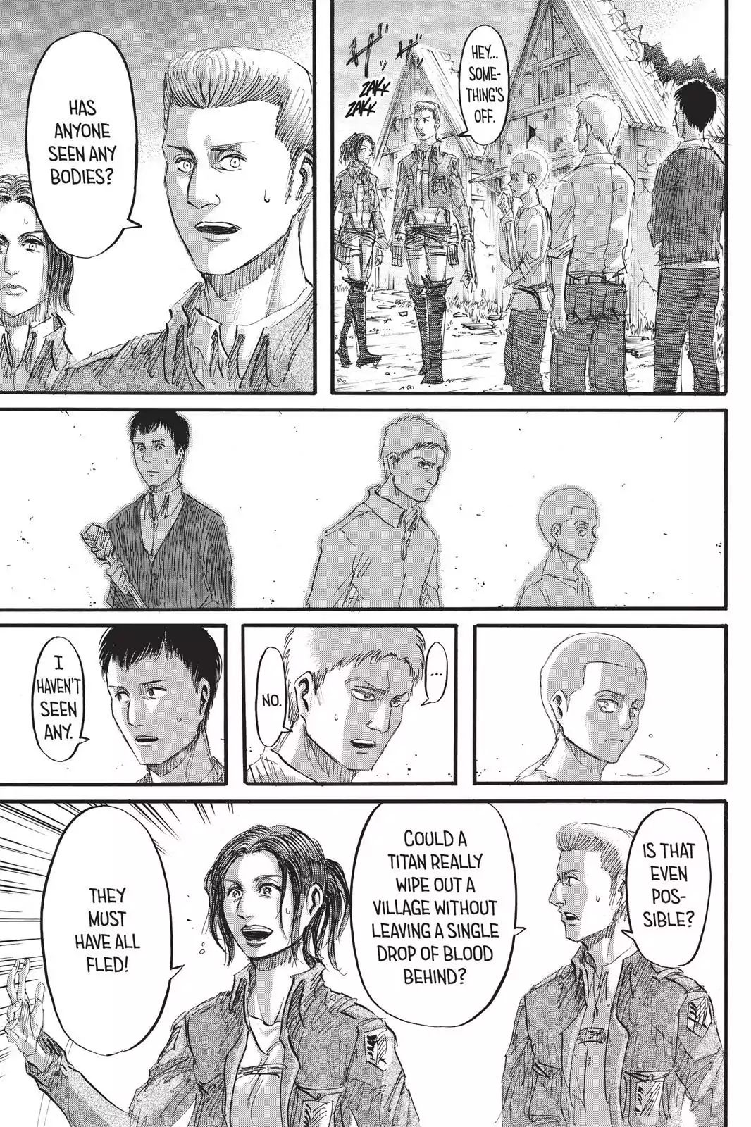 Attack on Titan Chapter 38  Online Free Manga Read Image 3